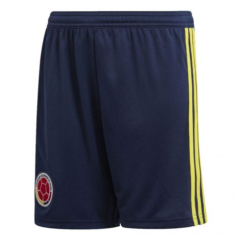 Colombia 2018-2019 Home Shorts (Kids)