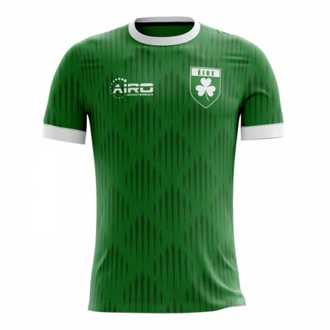 Ireland 2018-2019 Home Concept Shirt - Womens