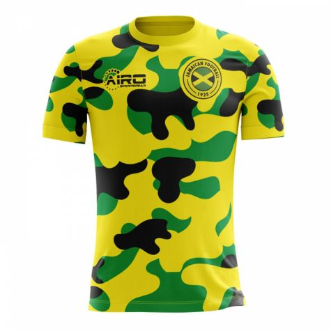 Jamaica 2018-2019 Home Concept Shirt