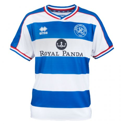 Tim Short Hazard >> QPR 2018-2019 Home Shirt - $79.08 Teamzo.com