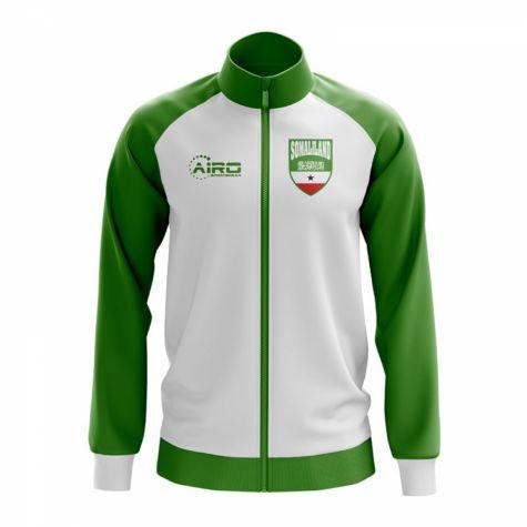 980939740ee Somaliland Concept Football Track Jacket (White) [SOMALILANDTRACK ...