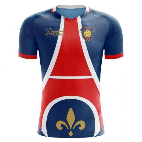 Paris 2019 2020 Home Concept Shirt Paris1920home 77 93 Teamzo Com