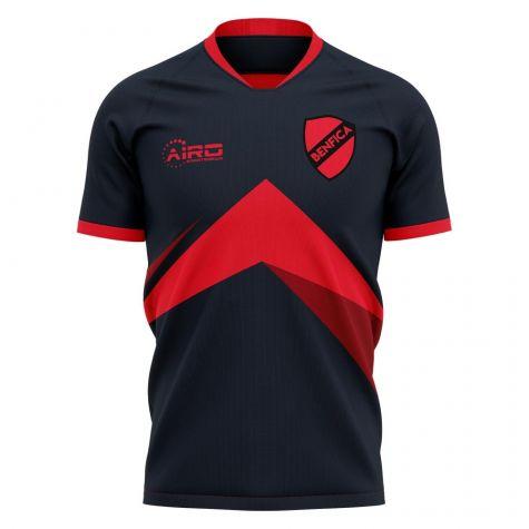 Benfica 2019-2020 Away Concept Shirt