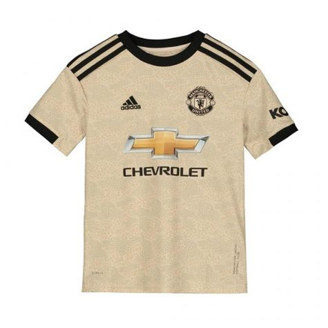 Man Utd 2019-2020 Away Shirt (Kids)
