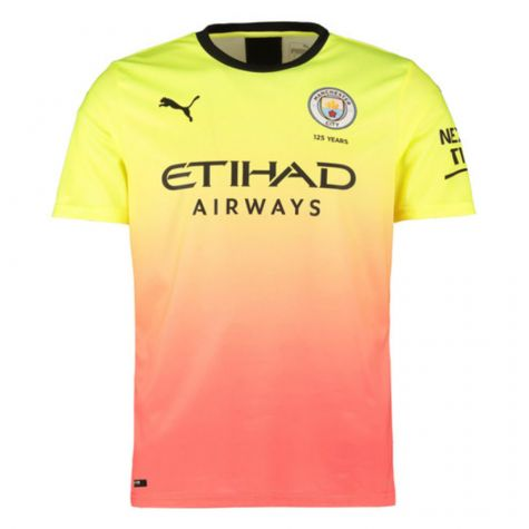 Manchester City 2019-2020 Third Football Shirt