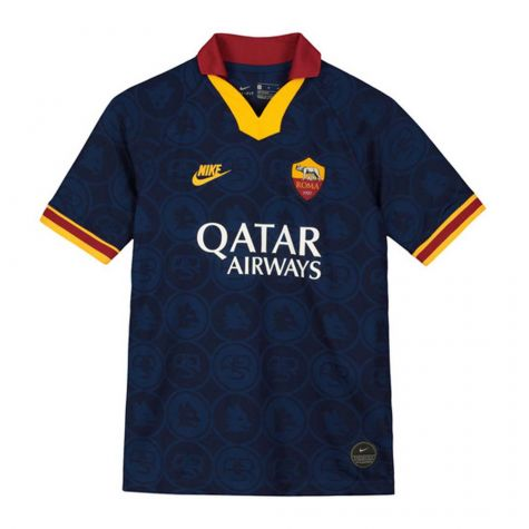 AS Roma 2019-2020 Third Shirt (Kids)