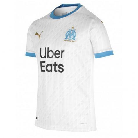 Olympique Marseille 2020-2021 Home Shirt (Kids)