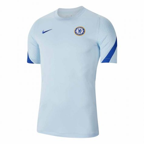 Source Lab Childrens Chelsea Poly T-Shirt Football Boys Clothing