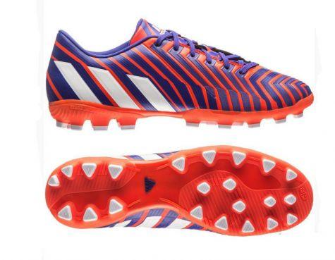 new concept 278fb dedda adidas Predator Absolado Instinct AG Football Boots (Red-White-Night) ...