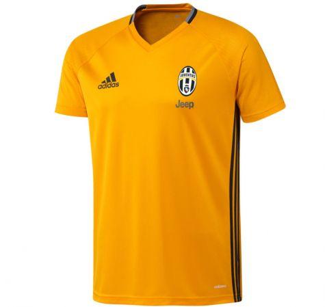 d030b618815 Juventus 2016-2017 Training Shirt (Gold) - Kids  AI6998  -  23.10 ...