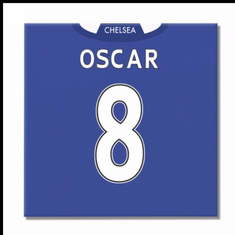 2016-2017 Chelsea Canvas Print (Oscar 8) [CANVAS001-92121 ...
