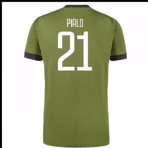 6d399ce36b7 2017-18 Juventus Third Shirt (Pirlo 21) - Kids [AZ8684-101953 ...