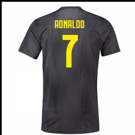 Tim Short Hazard >> 2018-19 Juventus Third Football Shirt (Ronaldo 7) [DP0455-116755] - $111.26 Teamzo.com