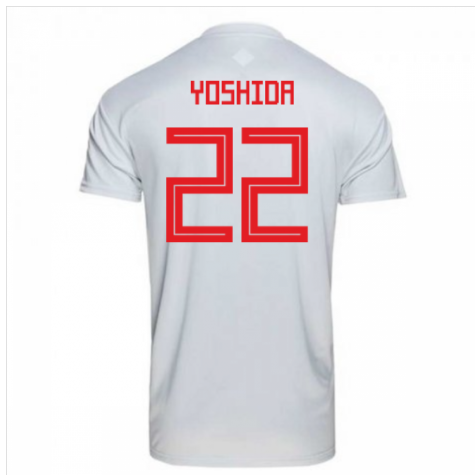 Tim Short Hazard >> 2018-2019 Japan Away Adidas Football Shirt (Yoshida 22) - Kids [BR3620-109310] - $84.33 Teamzo.com