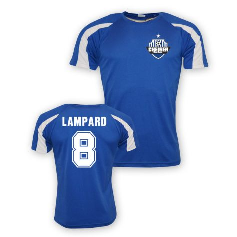 low priced 217e6 11794 Frank Lampard Chelsea Sports Training Jersey (blue) - Kids