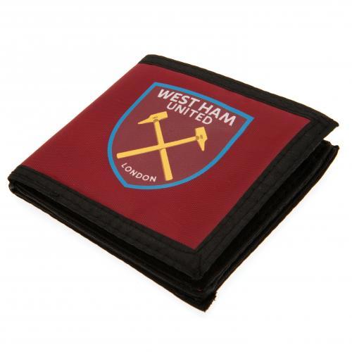 GIFT West Ham United F.C Canvas Wallet